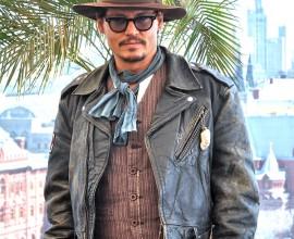Джонни Депп Johnny Depp фотосессия в Москве Фотограф Ольга Майорова