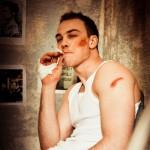 Фотосессия в Москве постановочная бойцовский клуб фотограф Ольга Майорова