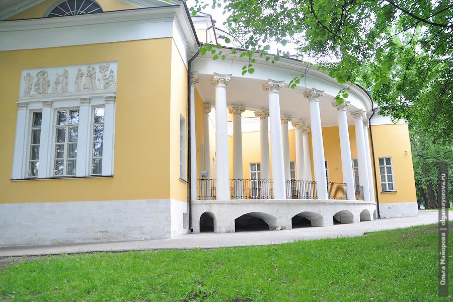 Места для съемок: усадьба Дурасова в Люблино фотосессии на природе в Москве