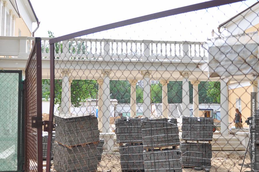 Места для съемок: усадьба Дурасова в Люблино