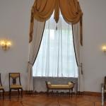 Места для съемок: усадьба Дурасова в Люблино полукруглое окно