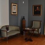 Места для съемок: усадьба Дурасова в Люблино антикварная мебель