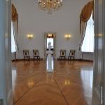 Места для съемок: усадьба Дурасова в Люблино бальный зал