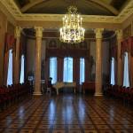 Места для съемок: усадьба Дурасова в Люблино большой зал