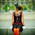 Отчаянно ищу Сьюзан Desperately Seeking Susan постановочное фото креативный фотограф в Москве
