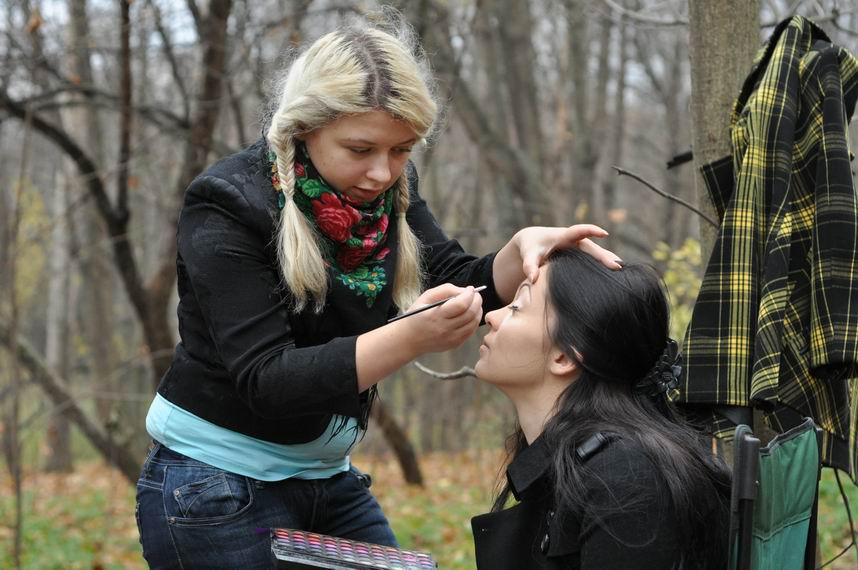 Бэкстейдж фотограф в Москве