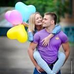 Фотосессия лав стори love story Дизайн завод Флакон фотограф Ольга Майорова Москва