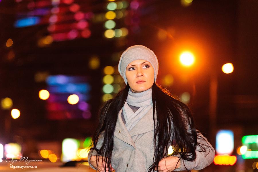 Девушка в ночном городе картинки и фотосессия. ночной город. город....