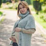 Портрет беременной фотограф в Москве недорого