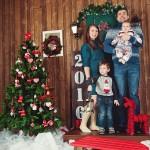 Семейный портрет в студии