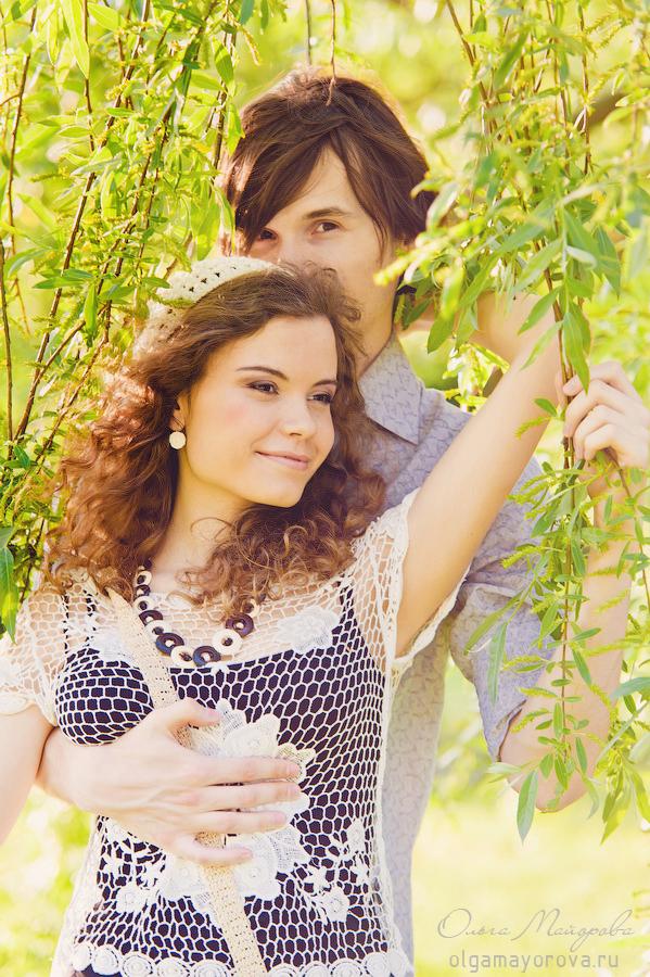 Фотосессия лавстори в Москве Коломенское фотограф на свадьбу москва