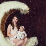 Портрет мамы с дочкой фотостудия москва