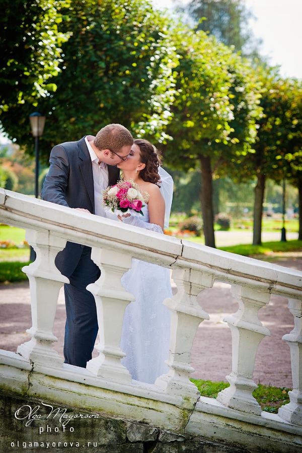 Свадебная фотосессия кусково