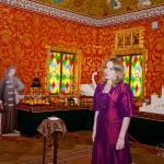 Свадьба, выездная церемония, во дворце Алексея Михайловича, Коломенское