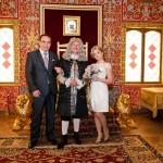 Свадьба, выездная церемония, во дворце Алексея Михайловича, Коломенское фотографии
