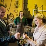 Свадьба, выездная церемония, во дворце Алексея Михайловича, Коломенское конюшня подкова