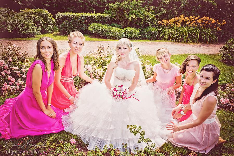 Фотограф на свадьбу в Москвеб розарий в Скокольниках свадебная фотосессия, свадебный фотограф Ольга Майорова