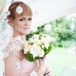 Шатер портрет невесты
