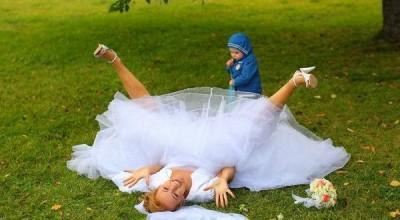 Плохие свадебные фото