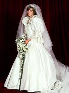 Букет невесты принцессы Дианы